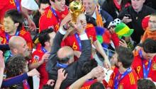 World Cup winners Spain